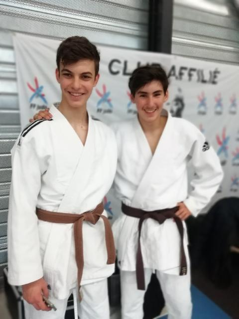 Guillaume thibault circuit cadets vence 07 04 2019