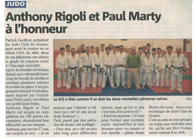 Paul et anthony nice matin